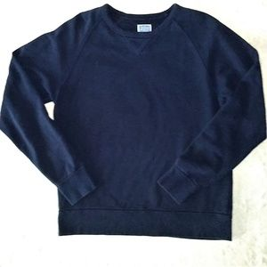 J. Crew Vintage Fleece Size Large